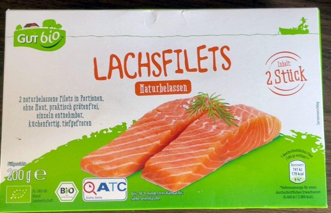 Lachsfilets - Produit - de