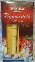 Pappardelle all ' uovo Pasta - Produit - de