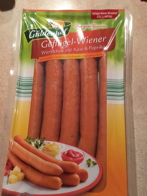 Geflügel-Wiener - Produkt