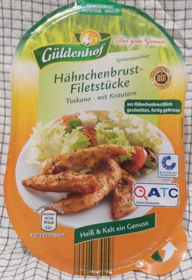 Hähnchenbrust- Filetstücke - Produkt