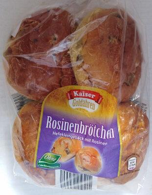 Rosinenbrötchen - Produit