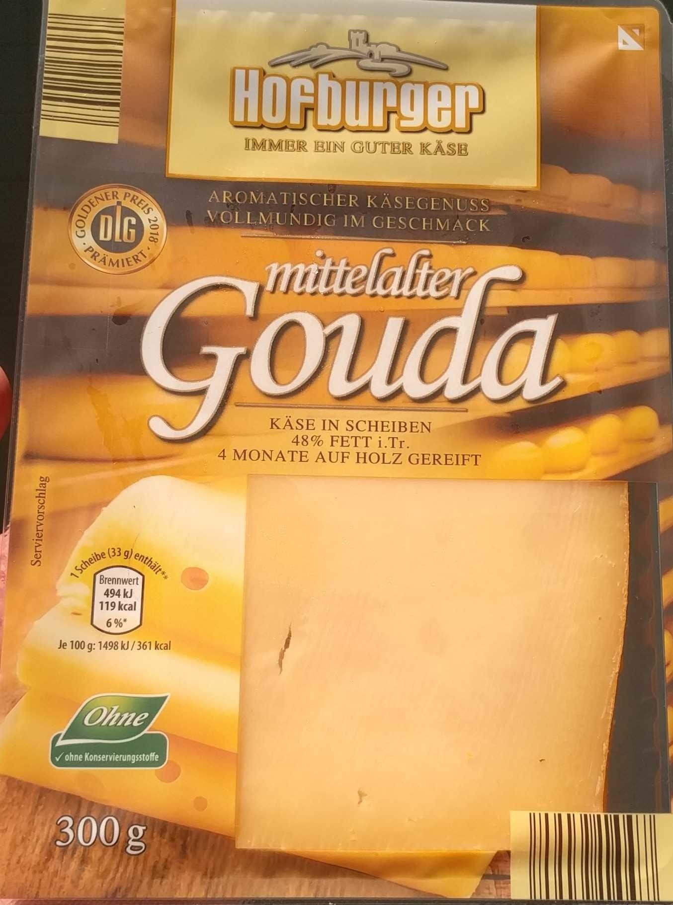 Mittelalter Gouda - Product