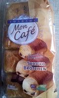 Mon Café Schoko Brötchen - Prodotto - de
