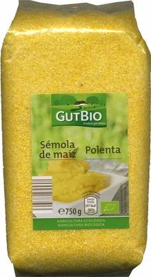Sémola de maíz - Producto