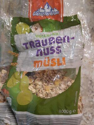 Traubenzucker müsli - Produkt - de