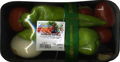 Preparado para gazpacho - Producto