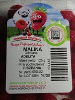 Malina odmiana Adelina - Produit - pl