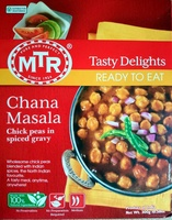 Chana Masala Chick Peas in Spiced Gravy - Product - en