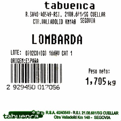 Lombarda - 2