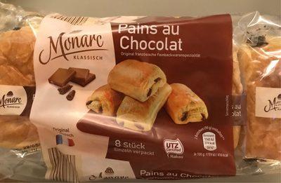 Pains au chocolat - Product - de