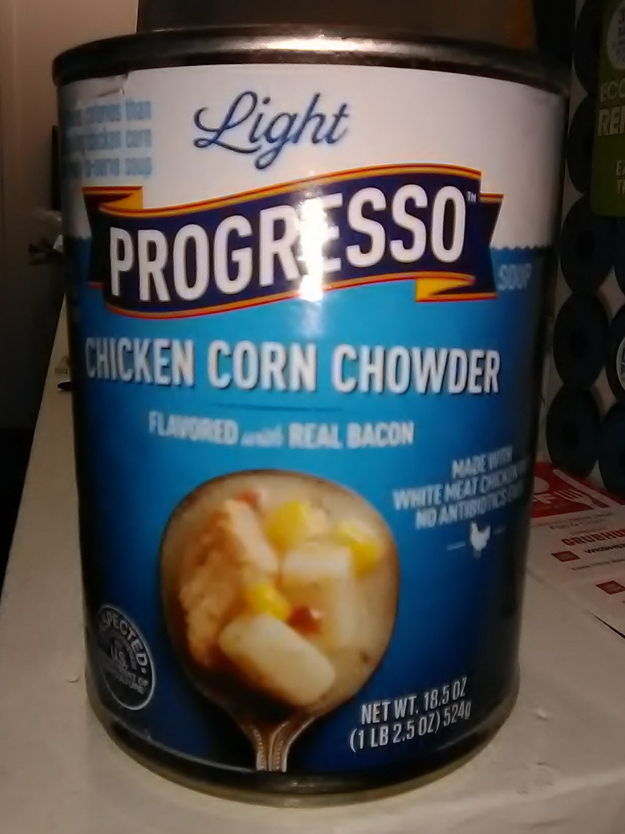 Chicken Corn Chowder - Product