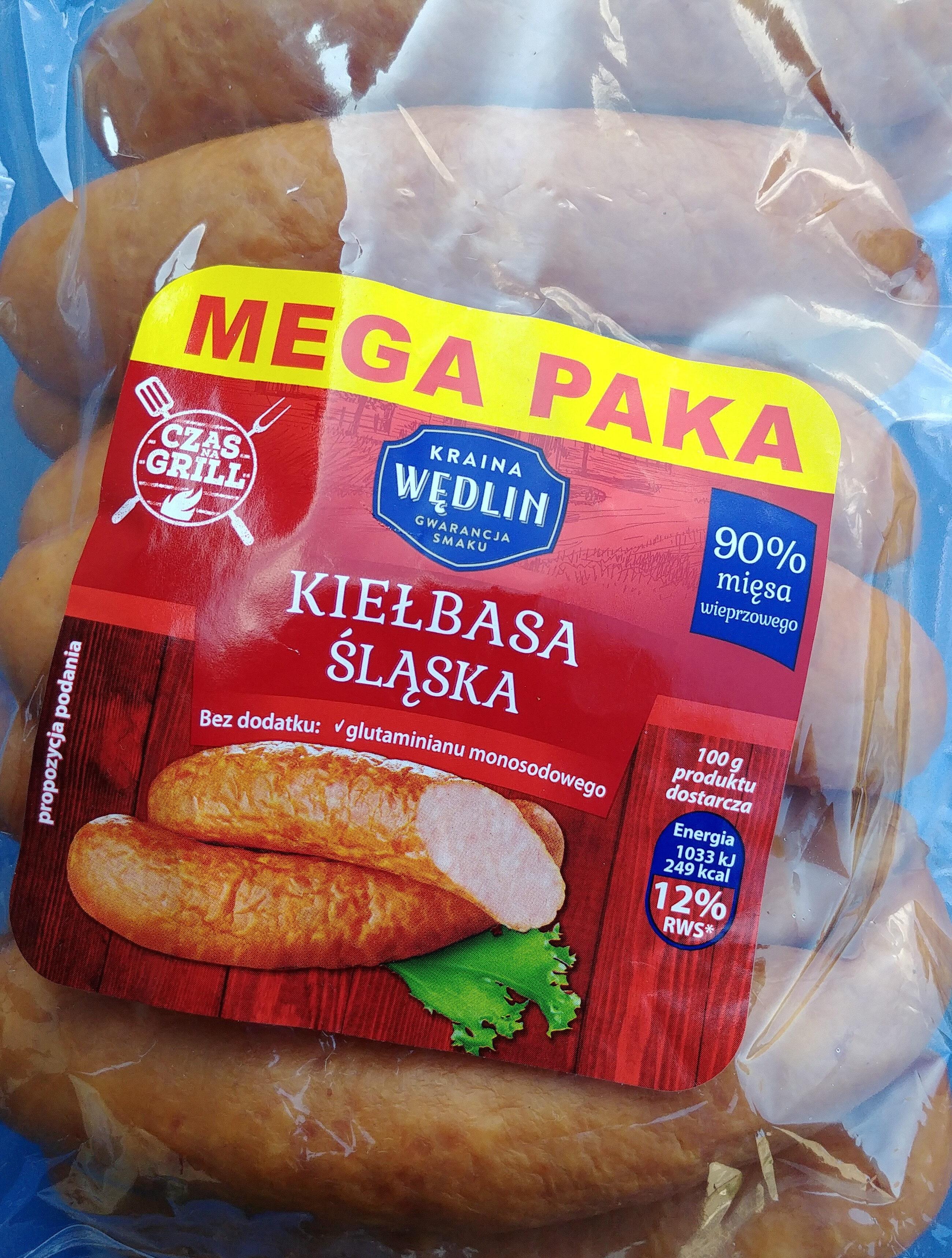 Kiełbasa śląska - Produkt - pl