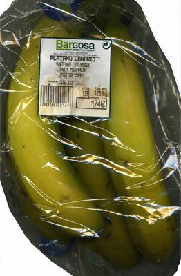 """Plátanos """"Bargosa"""" - Product"""