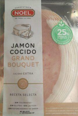 Jamón cocido grand bouquet - Producto - es