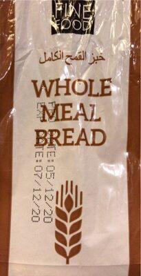 Whole Meal Bread - Prodotto - en