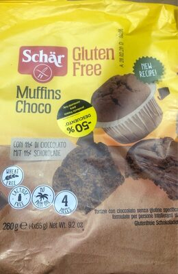 Muffins choco - Produit - es