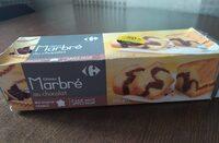 Gâteau Marbré au chocolat - Product - es