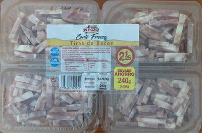 Tiras de bacon - Product