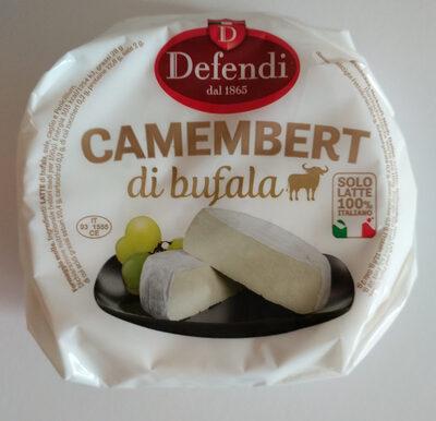 Camembert di Bufala - Produit - en