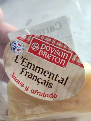 L'Emmental Français - Product - es