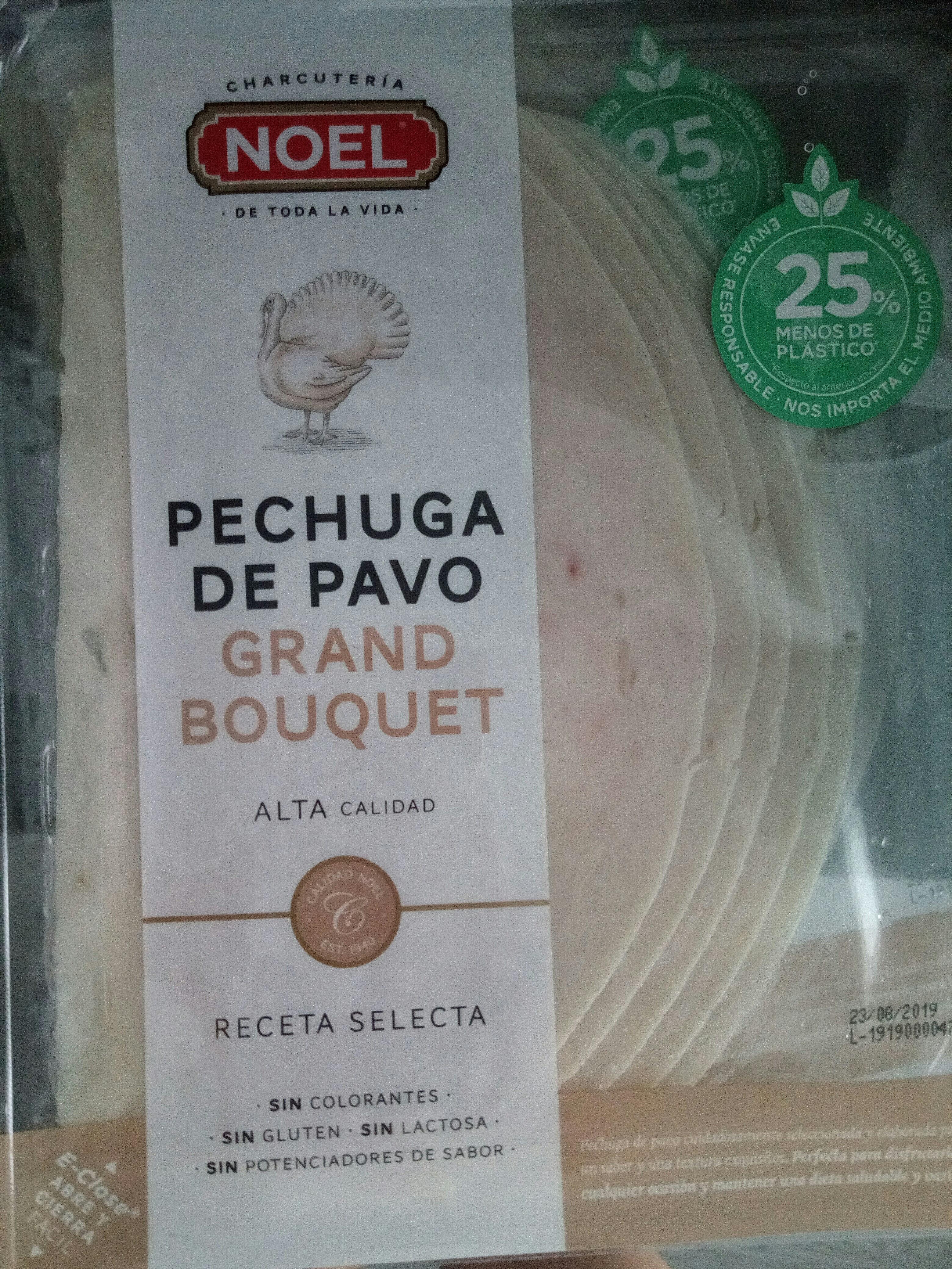 Pechuga de pavo grand bouquet - Producto - es