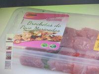 brochetas de pavo marinadas casa matachin - Producte - es