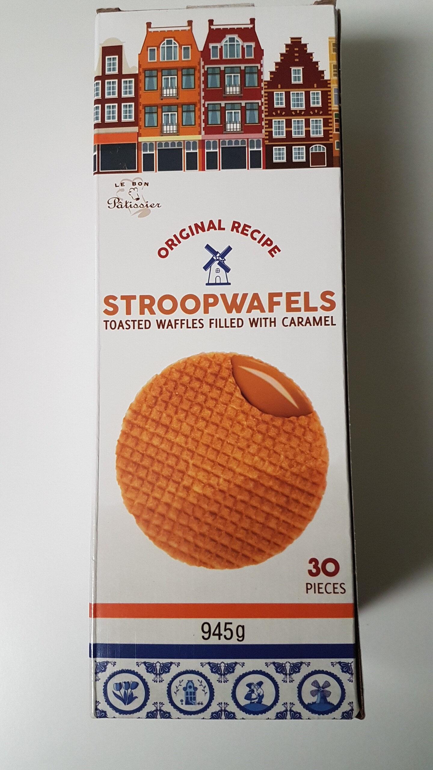 stroopwafels - Product - en