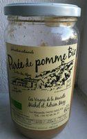 Purée de pomme Bio - Produit - fr