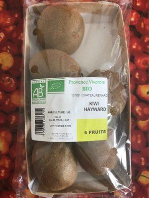 Kiwi hayward - Produit - fr