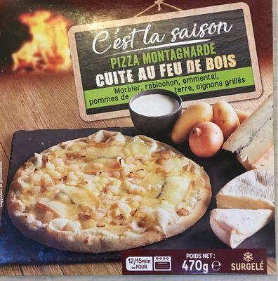 Pizza montagnarde - Product