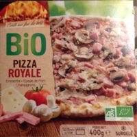 Pizza royale BIO - Produit