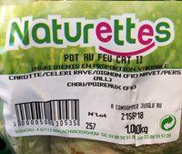 Légumes à pot au feu - Ingredienti - fr