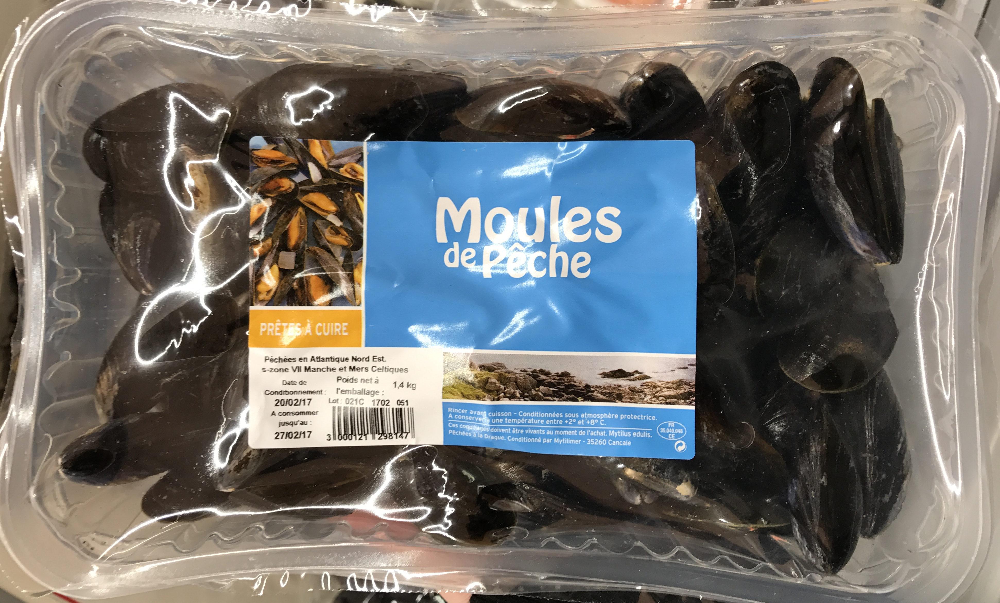 Moules de pêche - Product - fr