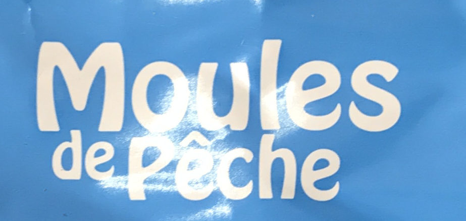 Moules de pêche - Ingrediënten - fr