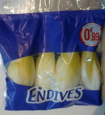 Endives - Product