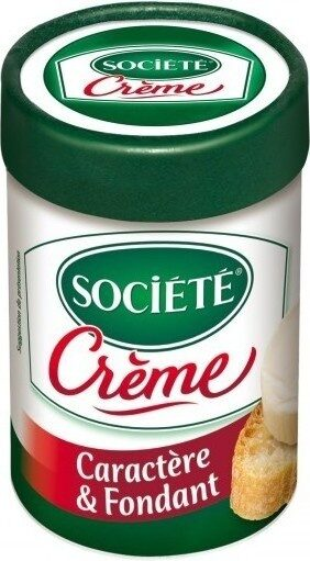 Société crème - Product - fr