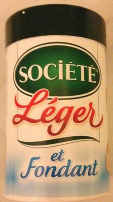 Société léger et fondant (11% MG) - Produit - fr
