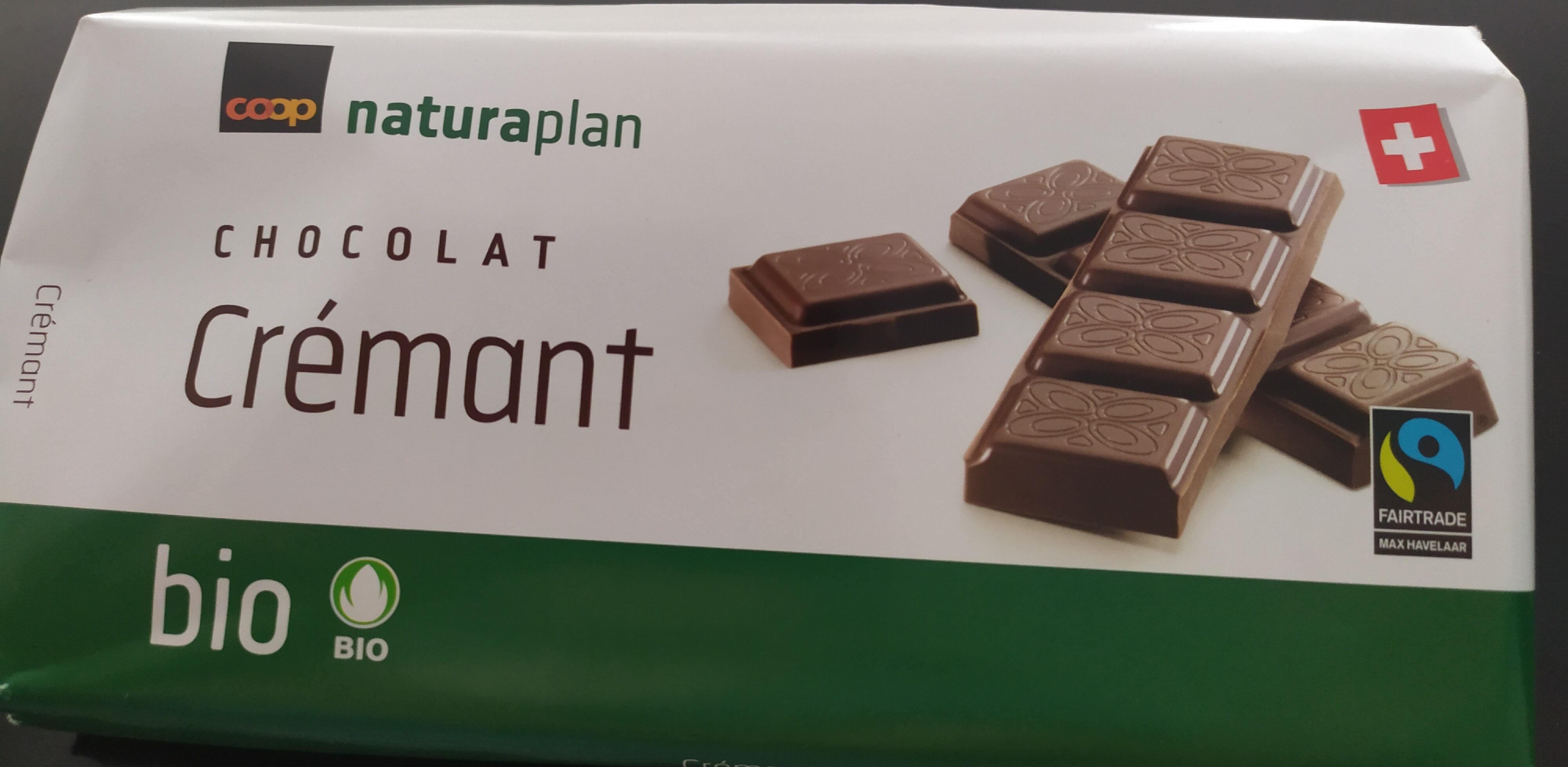 Chocolat crémant - Product - fr