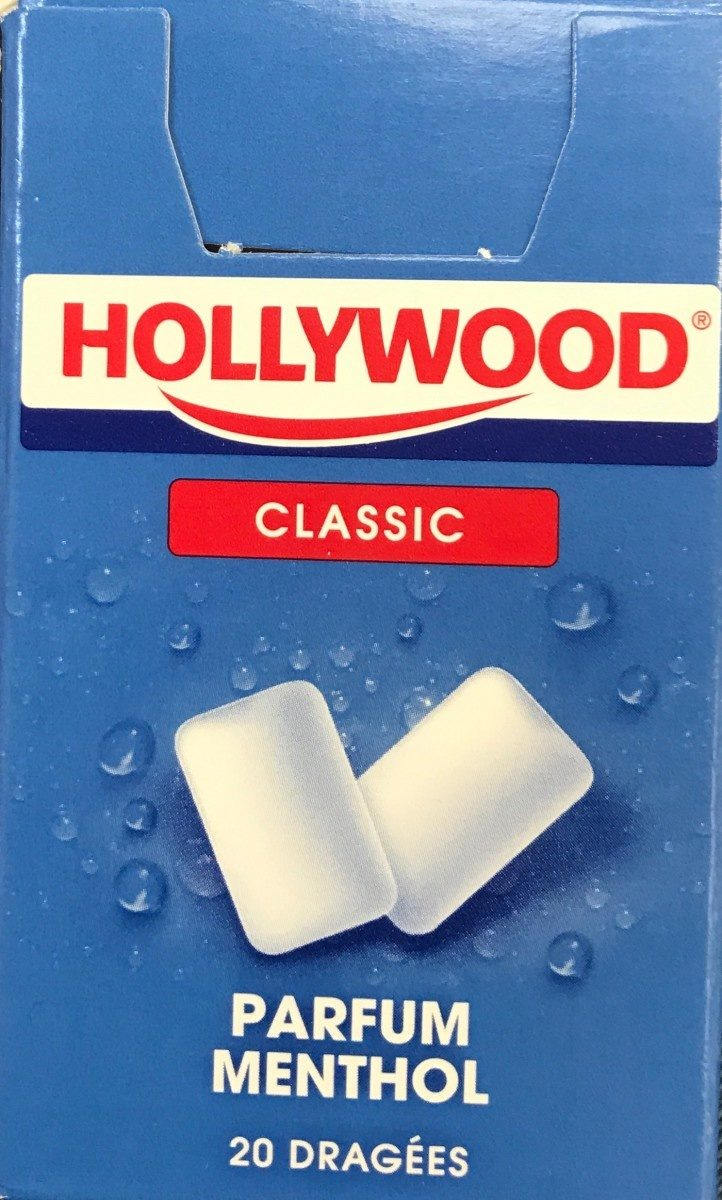 Hollywood chewing-gum - Produit