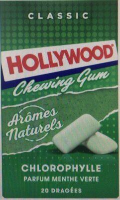 Hollywood Classic Chorophylle menthe verte - Produit - fr