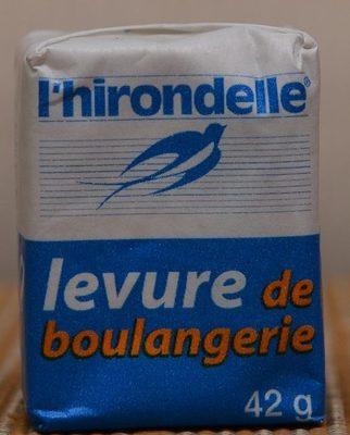 Levure de Boulangerie - Producto