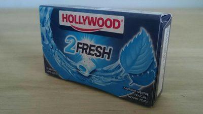 Hollywood Parfum menthe fraiche/ menthe forte - Produit