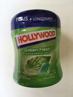 Chewing-gum green fresh - Produit