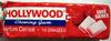 Chewing Gum parfum Cerise sans sucres Hollywood - Produit
