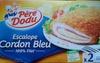 Escalope Cordon Bleu - Producto