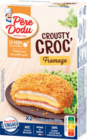 Crousty croc fromage - Product - fr