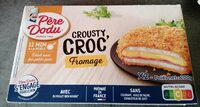 Crousty croc fromage - Prodotto - fr