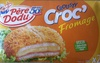 Crousty Croc' Fromage (x 2) -