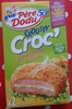 Crousty' Croc' Jambon de Dinde - Produit