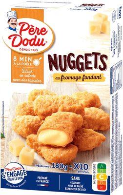 Nuggets au fromage fondant - Produit - fr